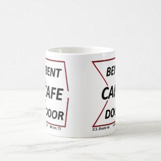 Route 66 Adrian Texas Bent Door Cafe Coffee Mug