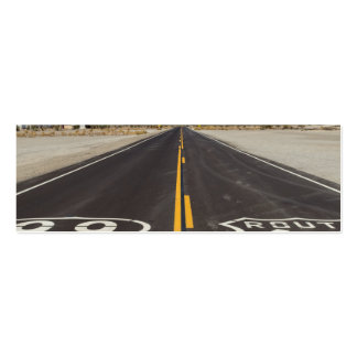 Route 66, Amboy (California, USA) Business Cards