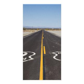Route 66 Amboy California USA Picture Card