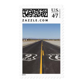 Route 66, Amboy (California, USA) Postage