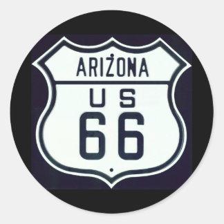 Route 66 Arizona Sticker