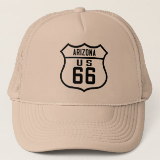 Route 66 - Arizona Trucker Hat
