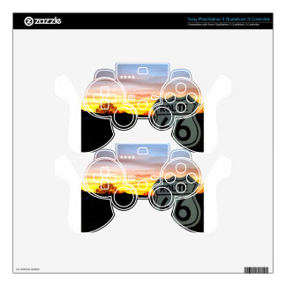 Route 66 at Sunset Skin For PS3 Controller