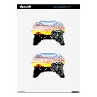 Route 66 at Sunset Xbox 360 Controller Skin