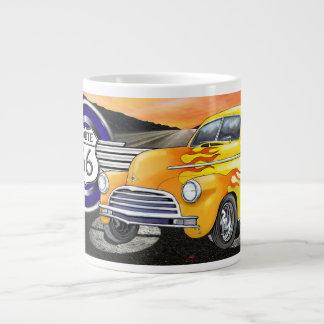 Route 66 BIG Mug - SRF 20 Oz Large Ceramic Coffee Mug