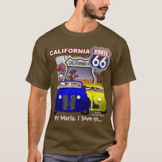 ROUTE 66 CALIFORNIA T-Shirt