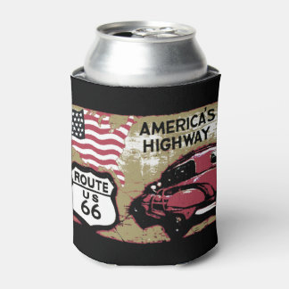 Route 66 can cooler
