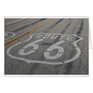 Route 66 cards