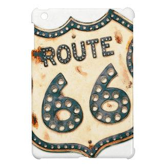 Route 66 case for the iPad mini