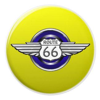 Route 66 Ceramic Knobs - SRF