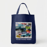 Route 66 Classic Cars Totes & Bags