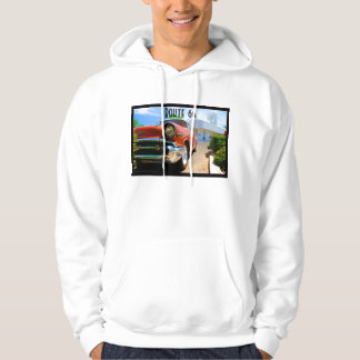 Route 66 Diner and Chevy Hoodie