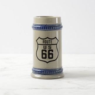 Route 66 - General Beer Stein