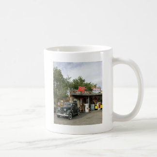 Route 66 General Store & Gas Station Classic White Coffee Mug
