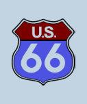 Route 66 Get Your Kicks Mens Men's Alternative Shirt