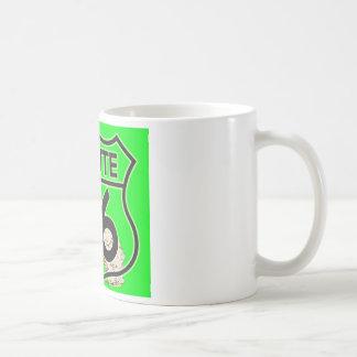 route 66 Green California1 Coffee Mug