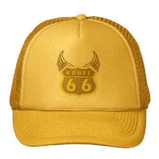 Route 66 trucker hat