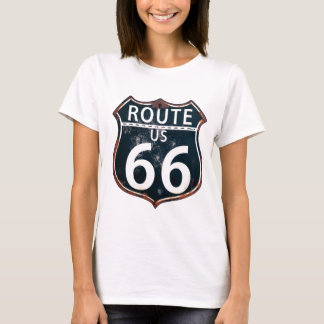 Route 66-Honor the Mother Road T-Shirt
