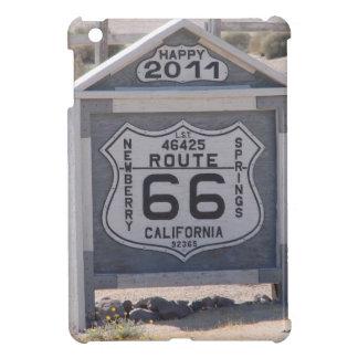 Route 66 iPad mini case