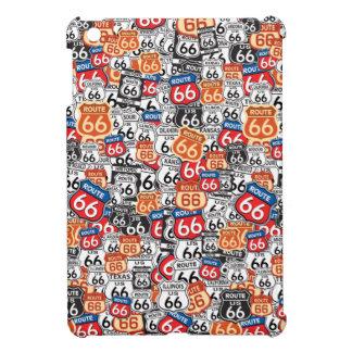 Route 66 iPad mini cover