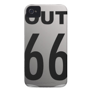 Route 66 iPhone 4 cover