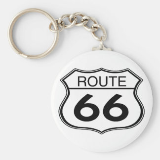 Route 66- Keychain