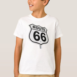 Route 66 kids t-shirt. T-Shirt