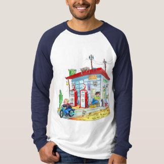 Route 66 little Biker Boy - T-shirt