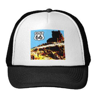 Route 66 Mesa Wild Trucker Hat
