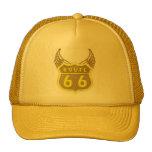 Route 66 mesh hats