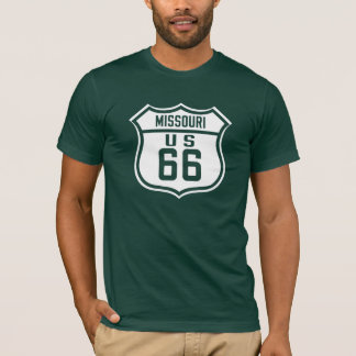 Route 66 - Missouri T-Shirt