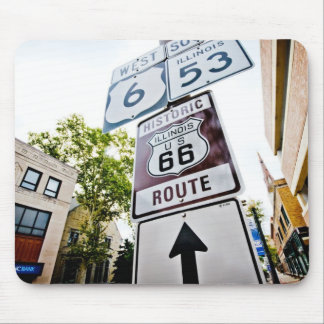 Route 66 Mother Road Mouse Pad