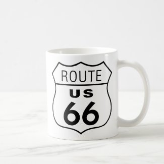 Route 66 Mug mug