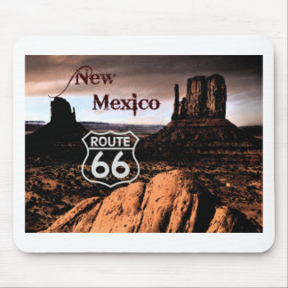 Route 66 new Mexico Mouse Pad