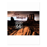 Route 66 new Mexico Post Card