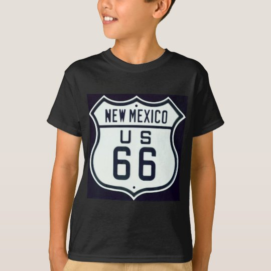 Route 66 New Mexico T-Shirt