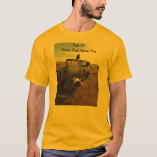 Route 66 Petrified Forest National Park T-Shirt