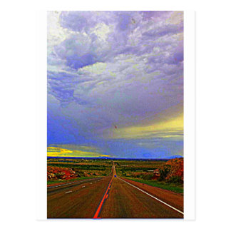 Route 66 post cards