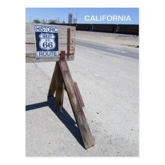 Route 66 Postcard! Postcard