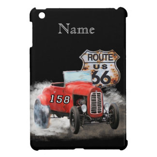 Route 66 racing to car gifts iPad mini covers