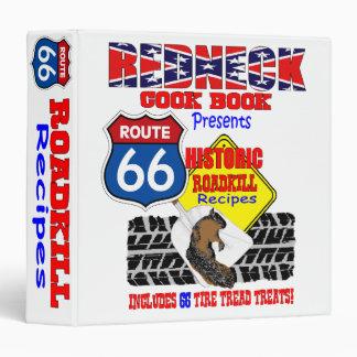 Route 66 Roadkill Recipes Binder