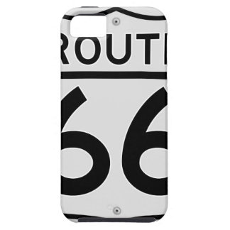 Route 66 Sign iPhone SE/5/5s Case
