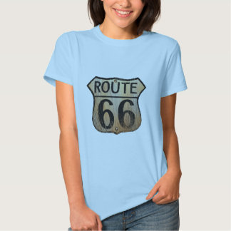 Route 66 Sign - Multiple Products Shirt