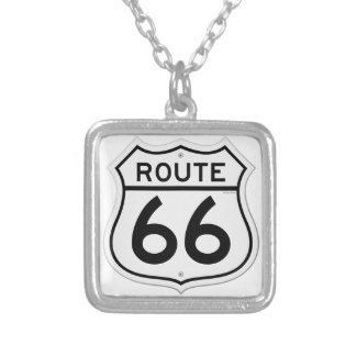 Route 66 Sign Jewelry