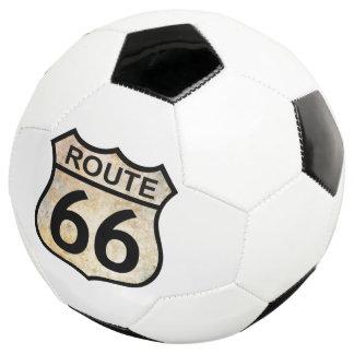 Route 66 soccer ball