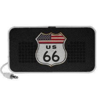 Route 66 PC speakers