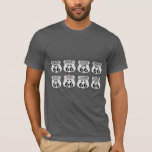 Route 66 State Signs T-Shirt