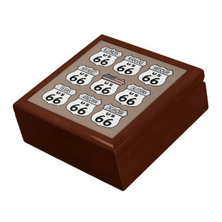 Route 66 States Gift Box
