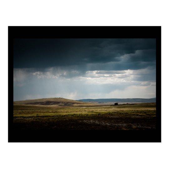 Route 66 Storm, Airzona Postcard