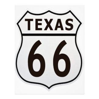 Route 66 Texas Flyer